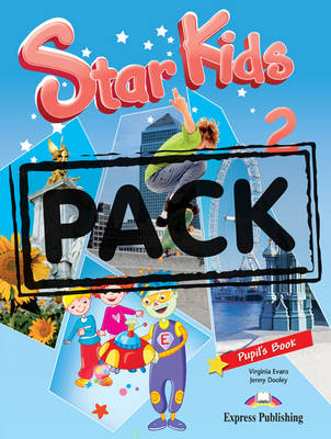 Star Kids: No. 2: Pupil's Pack (Latin America)