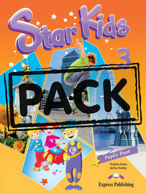 Star Kids: No. 3: Pupil's Pack (Latin America)