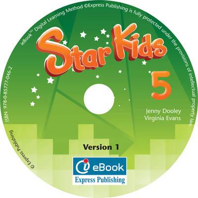 Star Kids: No. 5: E-book (Latin America) (DVD)