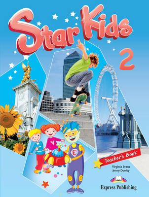 Star Kids: Teacher's Book (latin America) No. 2 (Paperback)