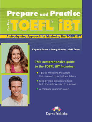 Prepare and Practice for the TOEFL IBT: Student's Book (international) (Paperback)