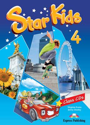 Star Kids: Class CDs (Latin America) No. 4 (CD-Audio)