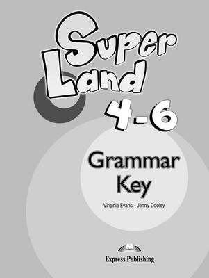 Superland: Grammar Key (Egypt) Level 4-6 (Paperback)