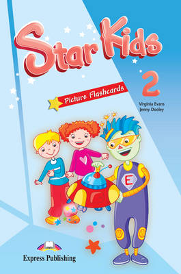 Star Kids: Picture Flashcards (Latin America) Level 2