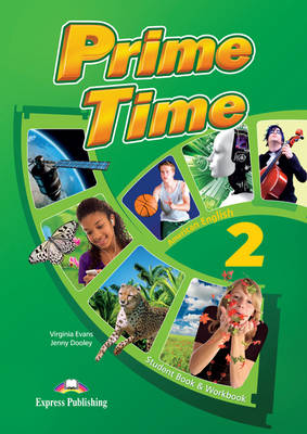 Prime Time: Student Book and Workbook (US) Level 2 (Paperback)