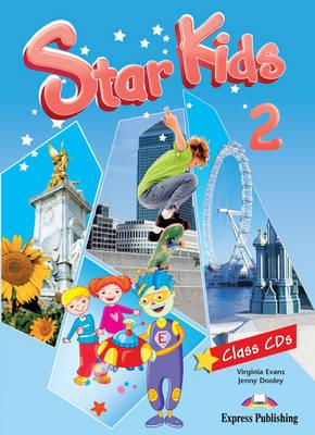 Star Kids: Class Cds (Latin America) No. 2 (CD-Audio)