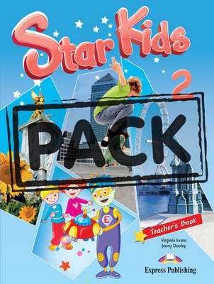 Star Kids: Teacher's Book with Posters (Latin America) No. 2