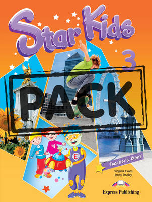 Star Kids: Teacher's Book with Posters (Latin America) No. 3