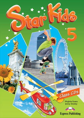 Star Kids: Class Cds (Latin America) No. 5 (CD-Audio)