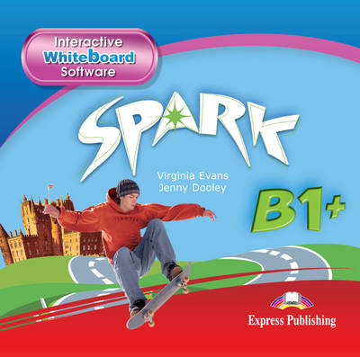 Spark: Interactive Whiteboard Software (Italy) Level B1+ (CD-ROM)