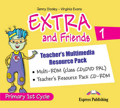 Extra and Friends: Primary 1st Cycle Level 1