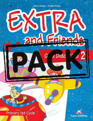 Extra & Friends: Teacher's Pack (Spain) Level 2