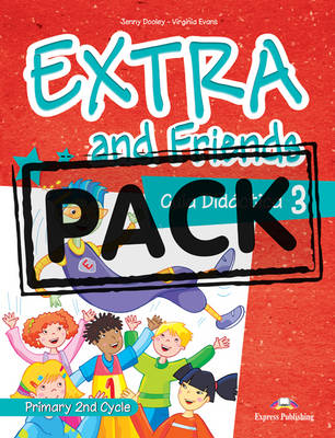 Extra and Friends: Primary 2nd Cycle Level 3