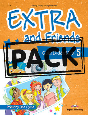 Extra & Friends: Primary 3rd Cycle Level 5