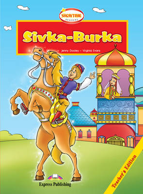 Sivka Burka Showtime Reader: Teacher's Book (international) (Paperback)