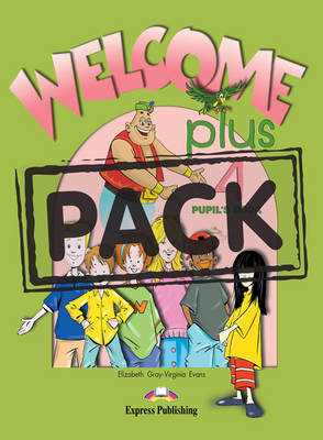 Welcome Plus: Pupil's Pack with Dvd Ntsc (international) Level 4