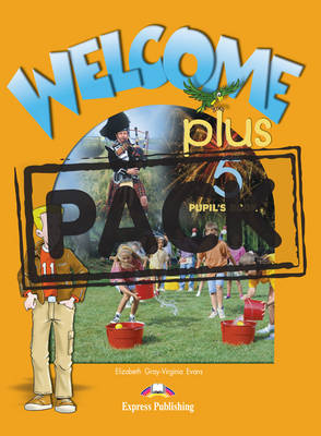 Welcome Plus: Pupil's Pack with Dvd Ntsc (international) Level 5: Pupil's Pack with Dvd Ntsc (international)