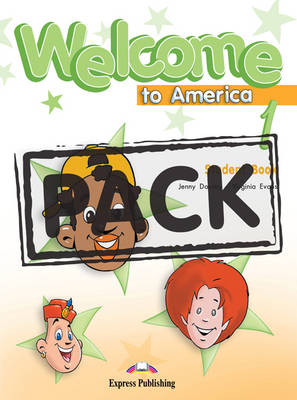 Welcome to America: Pupil's Pack with Dvd Pal (international) Level. 1