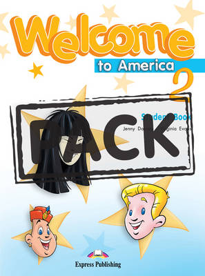 Welcome to America: Pupil's Pack with Dvd Pal (international) Level 2