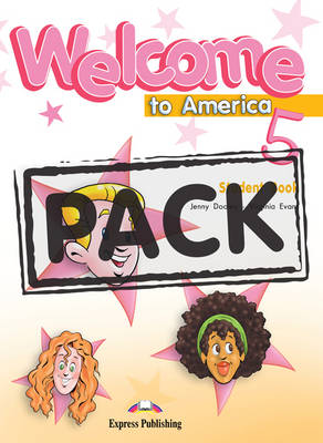 Welcome to America: Pupil's Pack with Dvd Pal (international) Level 5