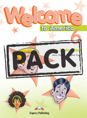 Welcome to America: Pupil's Pack with Dvd Pal (international) Level 6