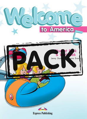 Welcome to America: Student's Book & Workbook with DVD NTSC (US) Level 5