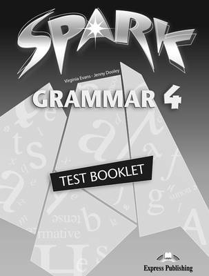 Spark: Grammar Test Booklet (International) Level 4 (Paperback)