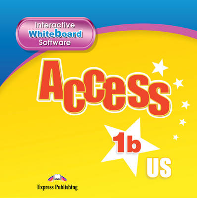 Access US: Interactive Whiteboard Software (US) Level 1B (CD-ROM)