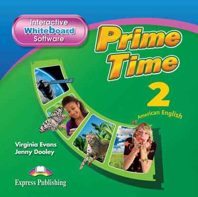 Prime Time US: Interactive Whiteboard Software (US) No. 2 (CD-ROM)