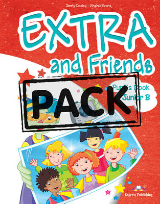 Extra & Friends: Pupil's Pack (Greece) Pt. B