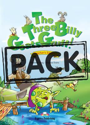 The Three Billy Goats Gruff Story Book: Teacher's Pack 1 (International)