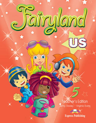 Fairyland US: Teacher's Book Level 5 (Paperback)