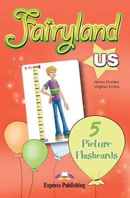 Fairyland US: Picture Flashcards Level 5