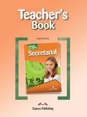 Career Paths - Secretarial: Teacher's Book (International) (Paperback)