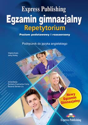 Express Publishing Egzamin Gymnazjalny Repetoriuym: Student's Book (Poland) (Paperback)