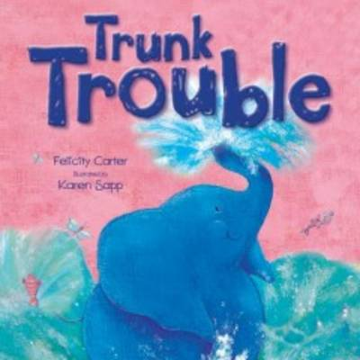 Trunk Trouble - Picture Flats (Paperback)