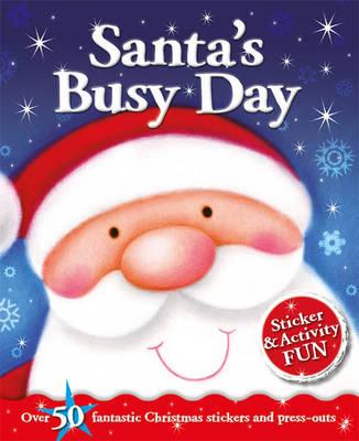 Christmas Fun: Santa's Christmas - Sticker and Activity (Paperback)