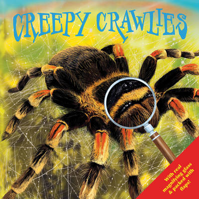 Creepy Crawlies - Look Closely 2 (Board book)