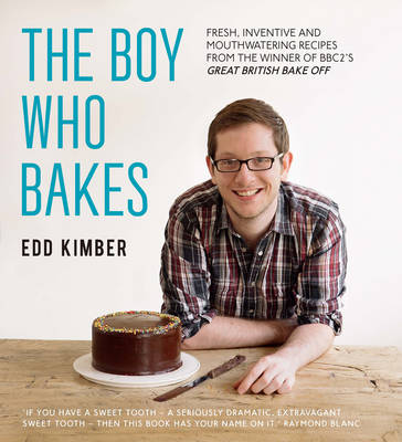 Boy Who Bakes (Hardback)