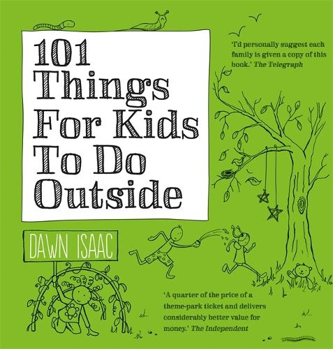 101 Things for Kids to do Outside (Paperback)