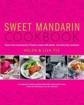 Sweet Mandarin Cookbook (Hardback)