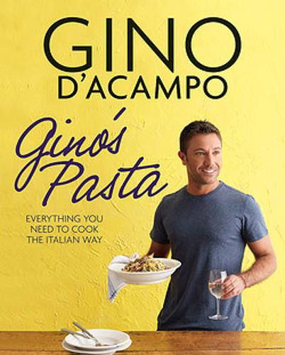 Gino's Pasta - Gino D'Acampo (Paperback)