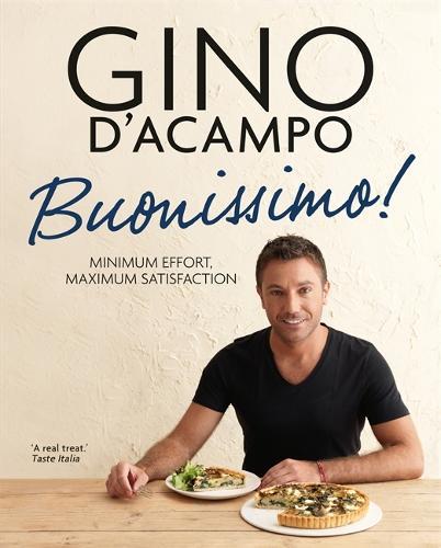 Buonissimo! - Gino D'Acampo (Paperback)
