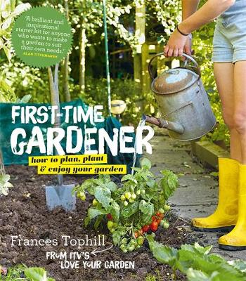 The First-Time Gardener (Paperback)