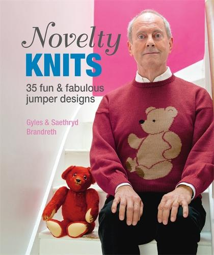 Novelty Knits: 35 fun & fabulous jumpers (Paperback)
