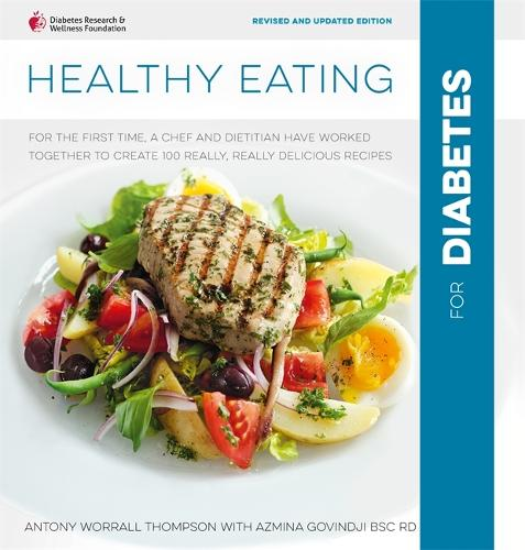 Healthy Eating for Diabetes (Paperback)