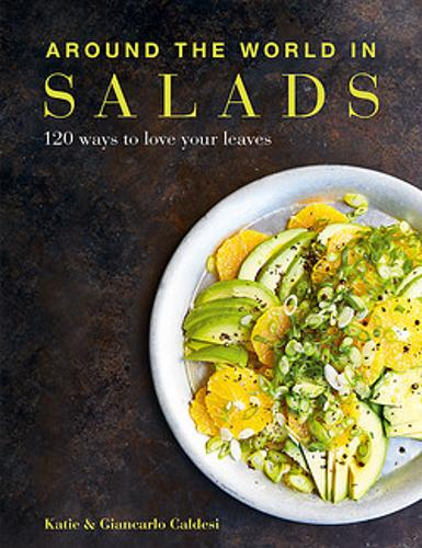 Around the World in Salads (Paperback)