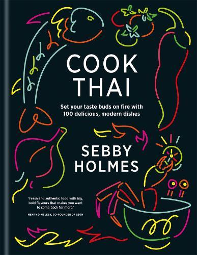 Cook Thai (Hardback)