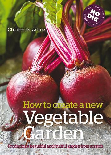 How to Create a New Vegetable Garden: Producing a Beautiful and Fruitful Garden from Scratch (Hardback)