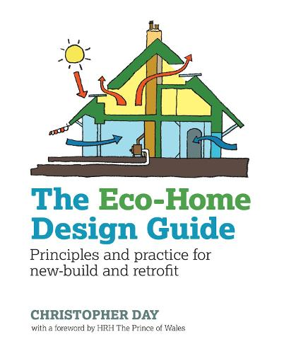 The Eco-Home Design Guide: Principles and practice for new-build and retrofit - Sustainable Building 8 (Hardback)